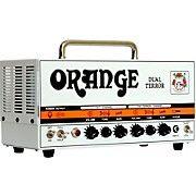Orange Amplifiers Dual Terror Tube Guitar Amp Head - Guitar Amplifiers - Ideas of Guitar Amplifiers Guitar Shop, Cool Guitar, Channel, Orange Amplifiers, Cable Drum, Orange Amps, Head Shop, The Sonic, Rocker