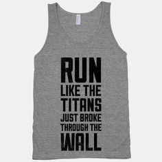 Run Like The Titans Just Broke Trough The Wall | HUMAN