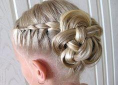 Красивые прически для девочек 9 12 лет фото, видео - Причёски для девочек в…