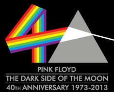 Pink Floyd - The dark side of the Moon - 40th anniversary and more about Pink Floyd at http://hqrock.wordpress.com/2013/03/24/pink-floyd-obra-prima-darkside-of-the-moon-completa-40-anos/