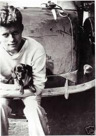 love this photo of a young JFK and his Dachshund puppy