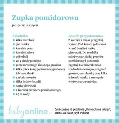 Przepisy dla niemowlaka - Zupki dla niemowlaka | Strona 18 | Baby online Cooking Beets, Sous Vide Cooking, Healthy Cooking, Cooking Fresh Green Beans, Cooking With Olive Oil, Cooking With Ground Beef, Cooking With Kids, Lunch Recipes, Baby Food Recipes