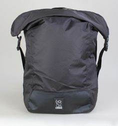Chrome ORP Lightweight Cycle Backpack - Black - Rushfaster.com.au