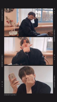 Seung Woo 💙💙💙Boyfriend material 😍😍 Pretty Boys, Cute Boys, Yohan Kim, Ong Seung Woo, Instagram Frame, Soyeon, Kpop Aesthetic, Asian Boys, Ulzzang Girl