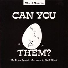 Can You Crack Them? Erica Bentel and Neil Elliott  RRP ($A) 17.95 P/B Publisher: Bentel Family Trust ISBN: 9780975354803