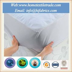 Cotton Terry Dust Mite Anti Allergy Zip Up Waterproof Mattress Covers In Johor