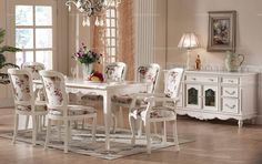 White Dining Tables Recommended (2) - MelodyHome.com