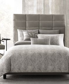 Hotel Collection Eclipse King Duvet Cover, Only at Macy's