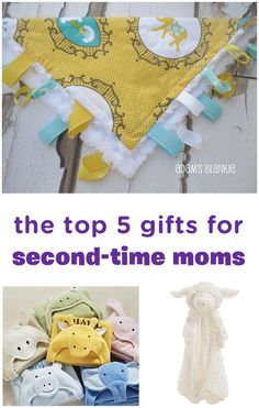 Baby Shower Gift Ideas For Second Time Moms Parenting