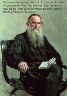 War and Peace by Leo Tolstoy