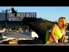 The Best Butt Workout - YouTube