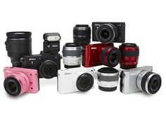 Nikon 1 mirrorless system discontinued http://www.dpreview.com/news/8788784454/nikon-1-mirrorless-system-discontinued?utm_campaign=crowdfire&utm_content=crowdfire&utm_medium=social&utm_source=pinterest #gadgets #nikon