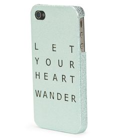 Heart Wander iPhone® 4/4S Case from Aeropostale