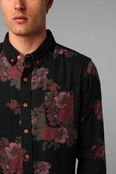 floral print mens