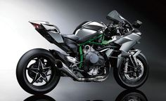 The Kawasaki Ninja H2R Is the Most Powerful Motorcycle Ever Produced | Cool Material