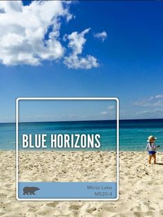 Toes in the sand and skin in the sun—relaxing times like this drive BEHR Color A Memory campaign! Take your memorable pictures from your Christmas vacation and transform them into one-of-a-kind paint samples.
