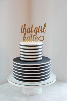 Modern cake: http://