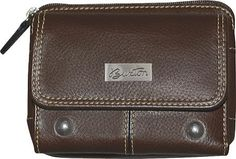 Women's Wallets - Buxton Womens Westcott Mini Pouch WalletRed >>> Visit the image link more details.