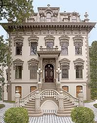 Stanford Victorian mansion