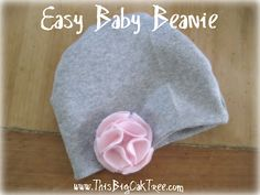 So anxious to make this for my little one. Her beanies don't fit her anymore! lol