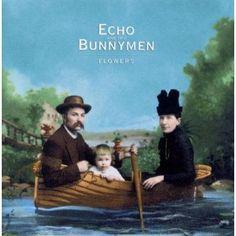 Echo & The Bunnymen - Flowers, Blue