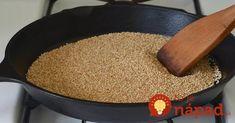 """Sezamové semienka sa môžu zdať malé, ale majú veľa zdraviu prospešných účinkov. Už v stredoveku boli uznávané a to z dobrých dôvodov.Prospešné vlastnosti sezamu súznáme už viac ako tri a pol tisíca rokov.Vo východných krajinách sa to nazýva """"sim-sim"""" teda """"mastná rastlina"""". Sezamové semenoako užitočné korenie sa pridáva do rôznych jedál a pečiva, získava sa... Cornbread, Smoothie, The Cure, Sims, Detox, Health, Ethnic Recipes, Food, Hana"""