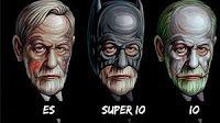 Permissività e coscienza morale Sigmund Freud, Joker, Batman, Fictional Characters, Psicologia, Fantasy Characters, Jokers, Comedians, The Joker
