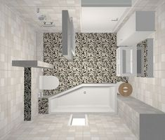 Below is a small bathroom layout that said that realistically satisfies an easy, minimal, modern-day and luxurious interior style. Small Bathroom Layout, Small Bathroom Storage, Laundry In Bathroom, Bathroom Sets, Bathroom Fixtures, Modern Bathroom, Small Bathrooms, Bathroom Cabinets, Budget Bathroom Remodel