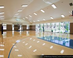 1000 images about home gym on pinterest home gym design for Basketball gym designs and layout