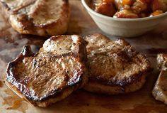Maple-Brined Pork Chops Recipe on Yummly