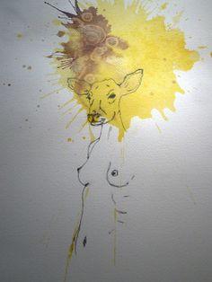 Illustration by Ivana Stark, via Behance