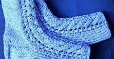 Blogissa tarjoillaan elämää maaseudun pappilassa: puutarhanhoitoa, ruoanlaittoa, mökkeilyä, käsitöitä, liikuntaa ja seurakuntatoimintaa Socks, Crochet, Fashion, Moda, Fashion Styles, Sock, Ganchillo, Stockings, Crocheting