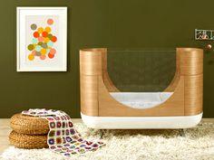 ♥ Australia-based Ubabub crib via Daily Candy