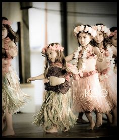 the littlest hula girl.. by photoBy kOe, via Flickr