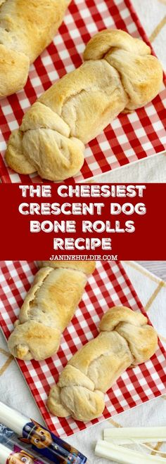 The cheesiest kid-friendly Crescent Dog Bone Rolls recipe – easy kids friendly dinners Quick Appetizers, Easy Appetizer Recipes, Dessert Recipes, Easy Recipes, Crescent Dogs, Easy Kid Friendly Dinners, Crescent Roll Recipes, Homemade Baby Foods, Dessert For Dinner