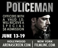 New York Times Summer Movies - POLICEMAN JUNE 13 http://www.nytimes.com/2014/05/04/movies/summer-movie-release-schedule.html?_r=0