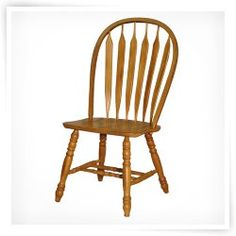 Cross Creek Bow Back Dining Side Chair - Set of 2