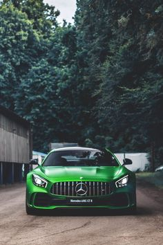Mercedes AMG GT R | vividessentials More