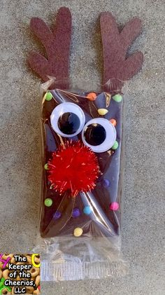 rudolph-reindeer-brownies.... >> Discover even more by going to the image link
