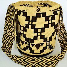 authentic fair trade wayuu mochila bag