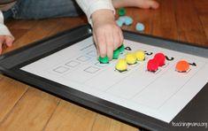 List of Math Concepts for Preschool. Very helpful!