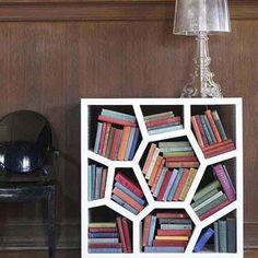 półki na książki. Sprawdź nasze pomysły!