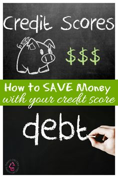 How To Save Money With Your Credit Score