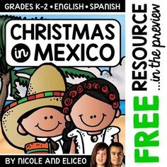 Christmas Around the World in Mexico