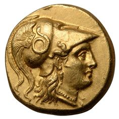 Ancient Greek Gold Coin of King Alexander the Great, 323 BC Alexandre Le Grand, Coin Art, Greek History, Gold Stock, Gold And Silver Coins, Alexander The Great, Greek Art, Rare Coins, Coin Collecting