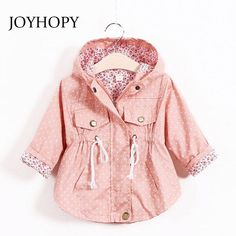 cef96b8858f Girls jackets casual hooded. Baby Clothes OnlineCheap Kids ClothesToddler  Girl ...