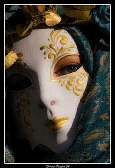 Venice carnival. A simple design like this is Wonderful. This mask would get my vote!!!
