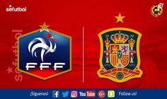 OFICIAL   España visitará a Francia el próximo 28 de marzo   SEFutbol