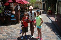 Ferias, look do dia e fun com minha familia