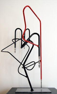 Modern Non Objective Sculpture